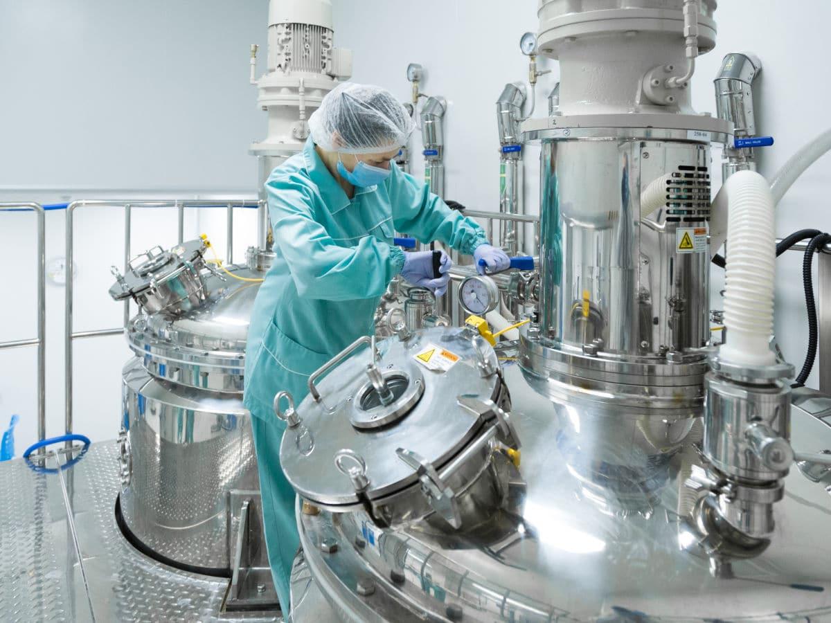 Flüssigkeitsanalysen Chemie