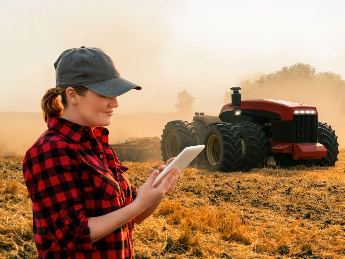 Autonomous driving in agriculture